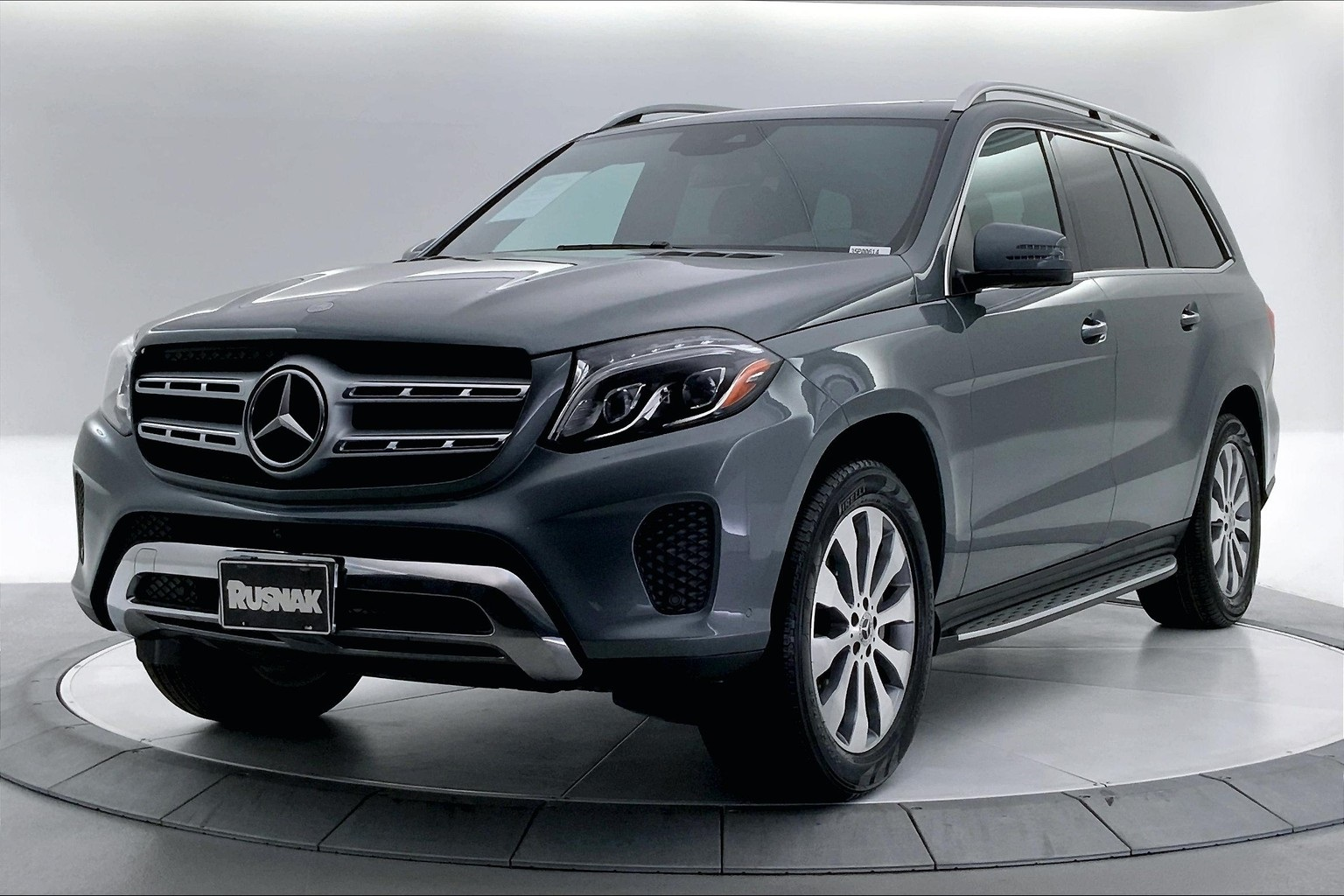 Certified Pre-Owned 2017 Mercedes-Benz GLS 450