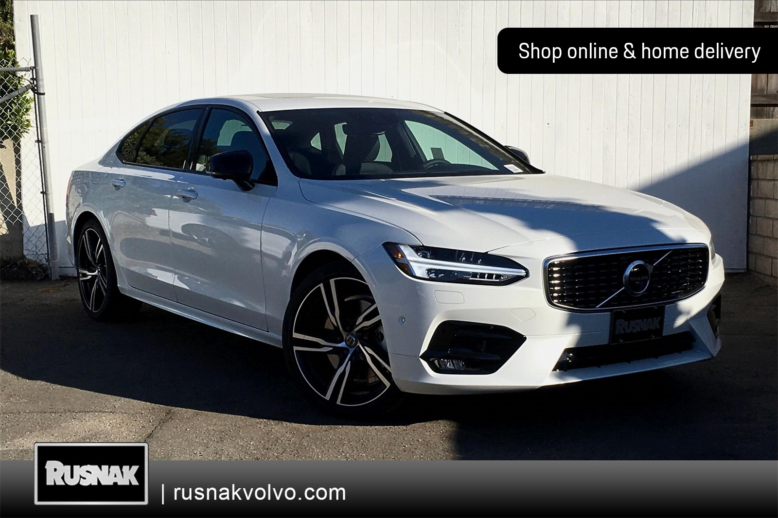 Volvo S90 Lease >> New 2020 Volvo S90 T6 R-Design 4D Sedan in Pasadena #16200168 | Rusnak Auto Group