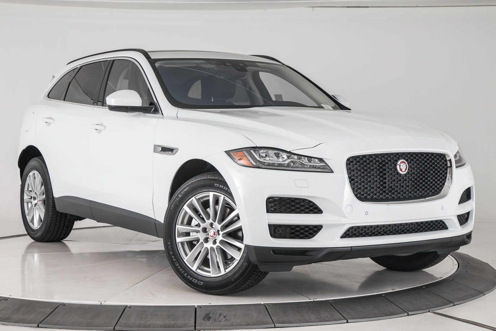 Jaguar Anaheim Hills >> New 2018 Jaguar F-PACE 30t Prestige 4D Sport Utility in Pasadena #780437 | The Rusnak Auto Group