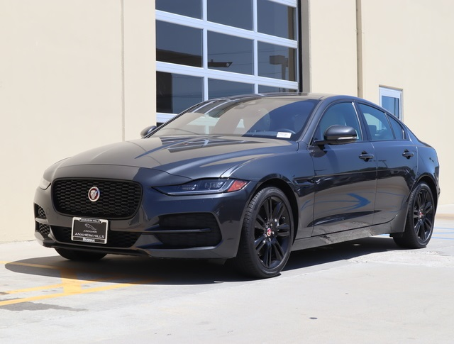 Certified Pre-Owned 2020 Jaguar XE S