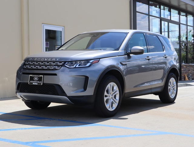 Pre-Owned 2020 Land Rover Discovery Sport