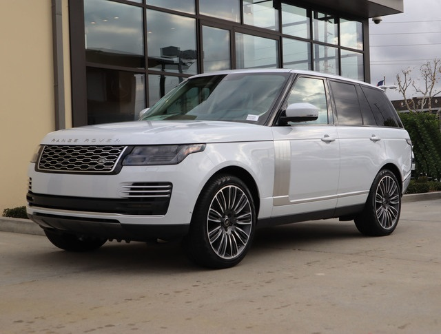 New 2020 Land Rover Range Rover 5.0L V8 Supercharged Autobiography