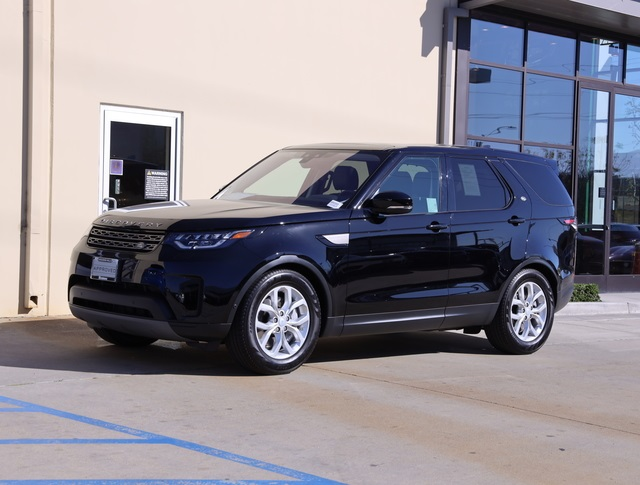 Certified Pre-Owned 2020 Land Rover Discovery SE 4WD 4D Sport Utility