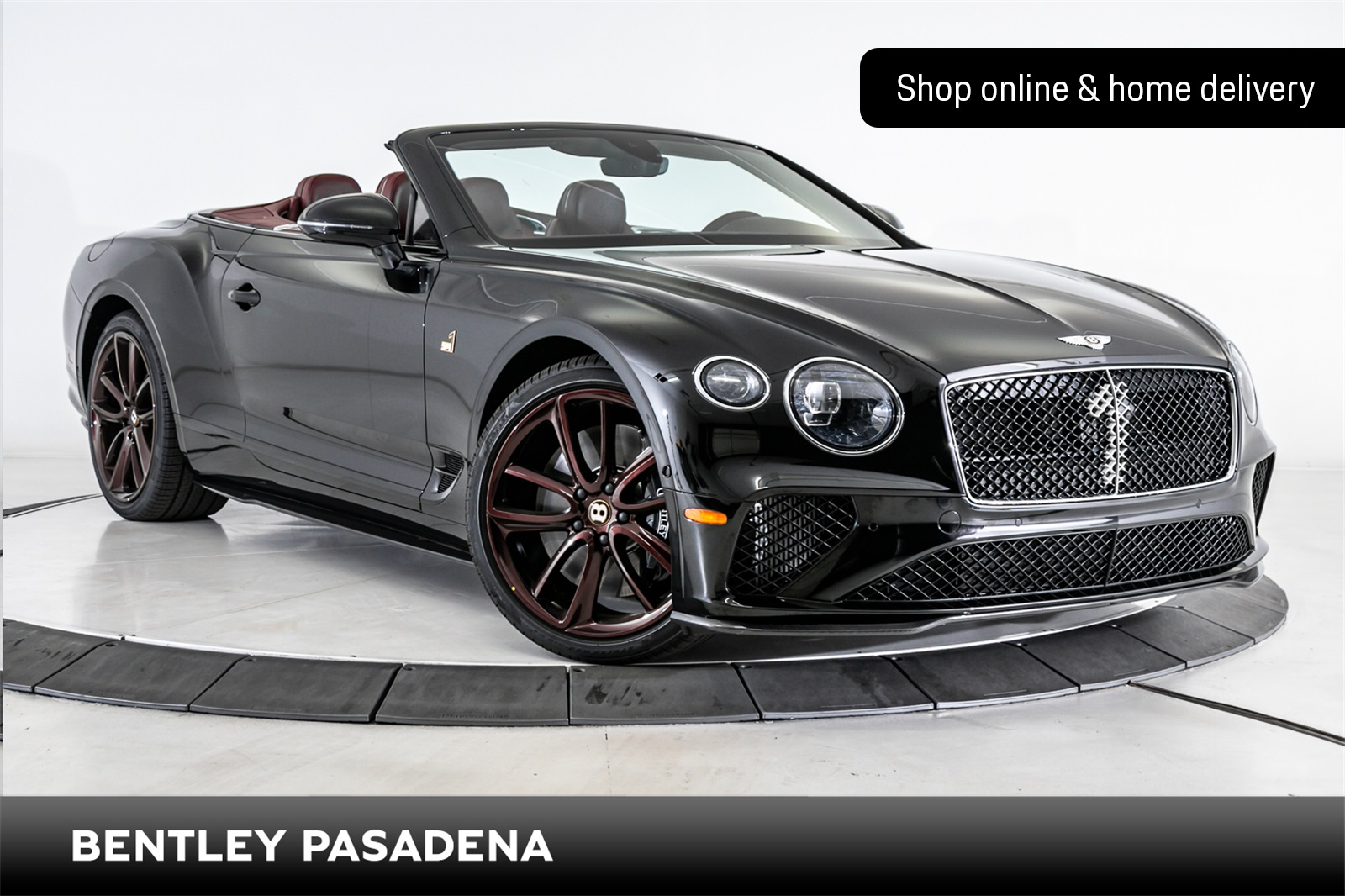 New 2020 Bentley Continental GT W12 Convertible