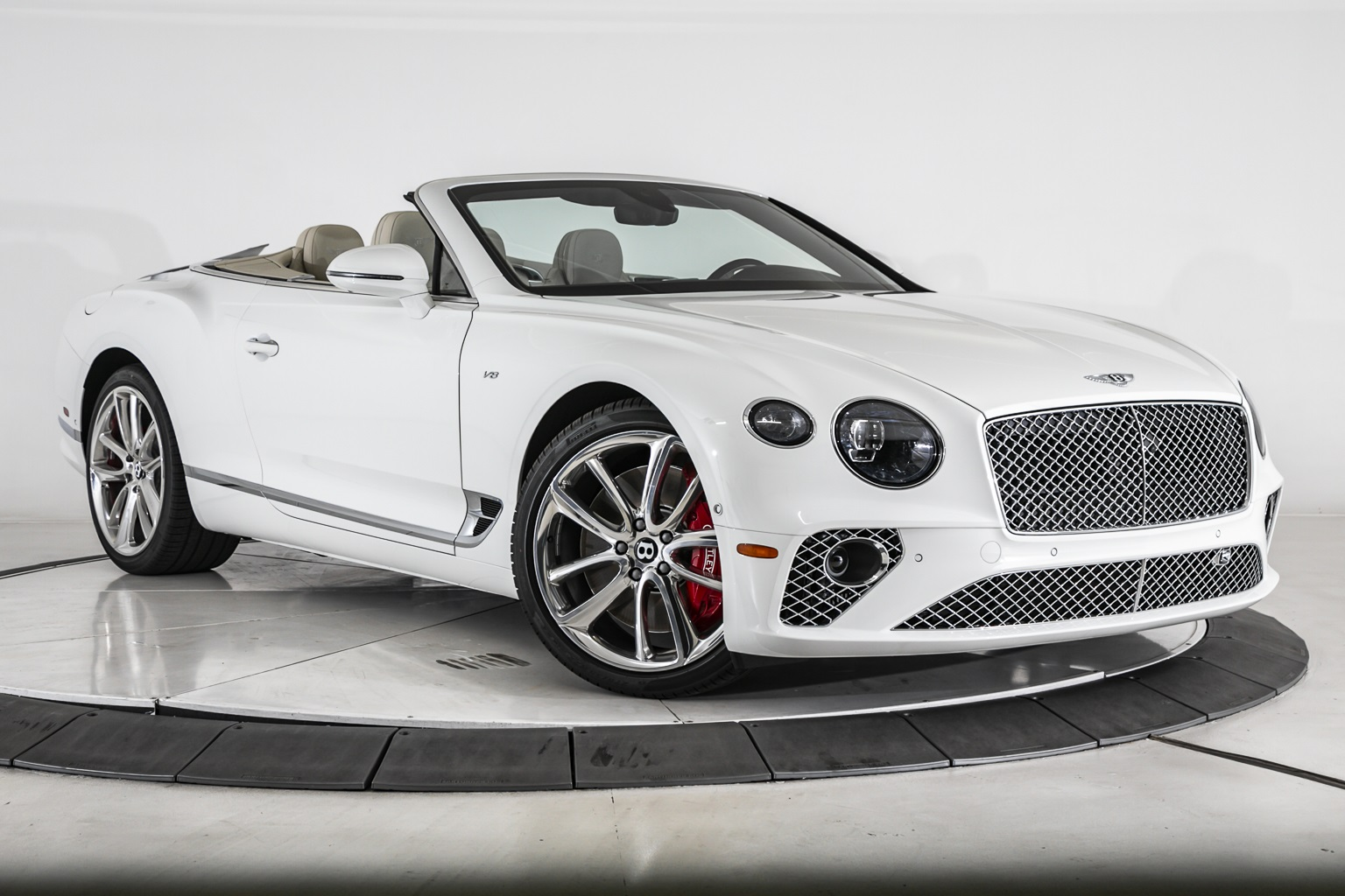 New 2020 Bentley Continental GT V8 Convertible