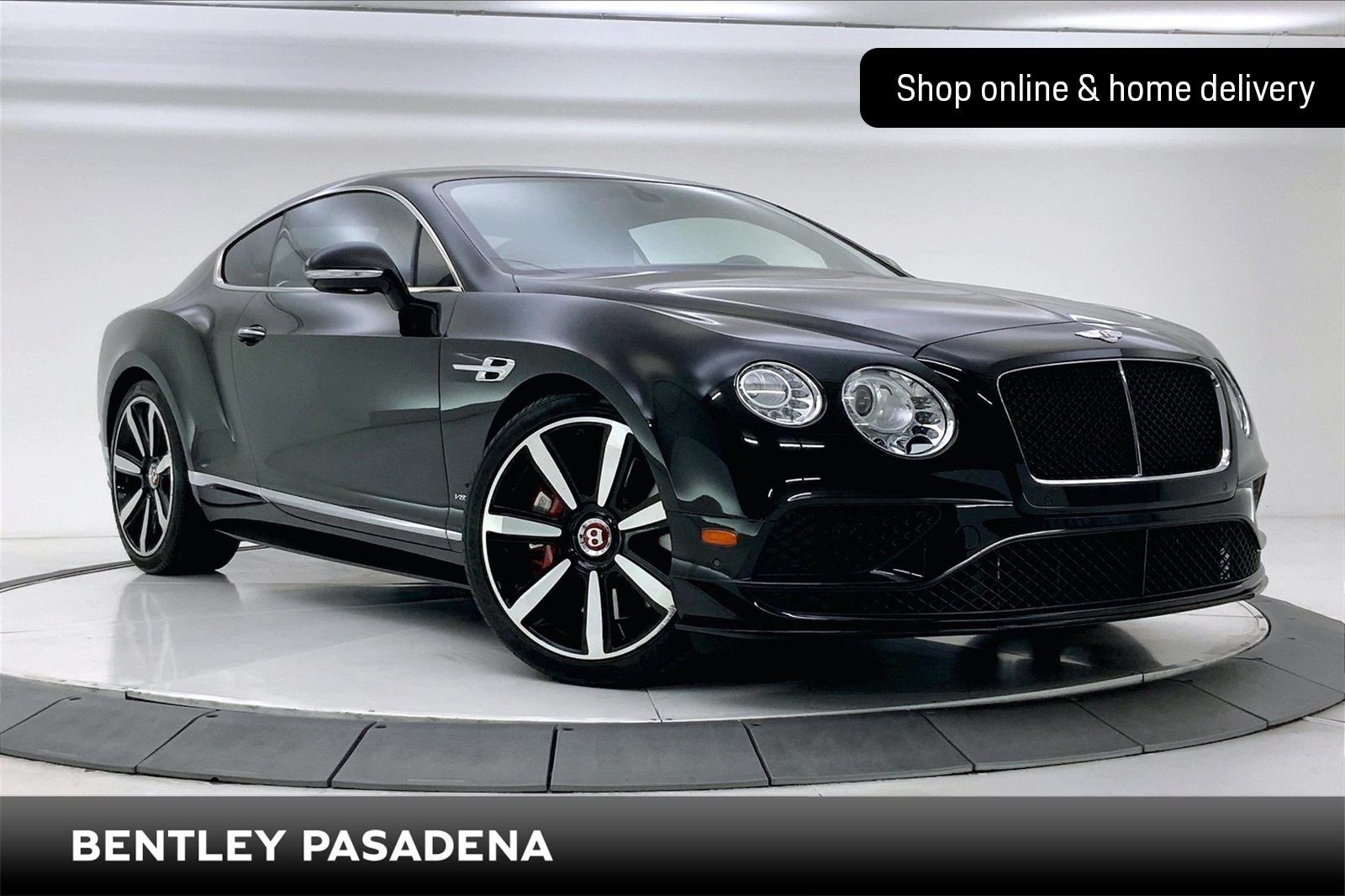 Certified Pre-Owned 2016 Bentley Continental GT V8 S Coupe