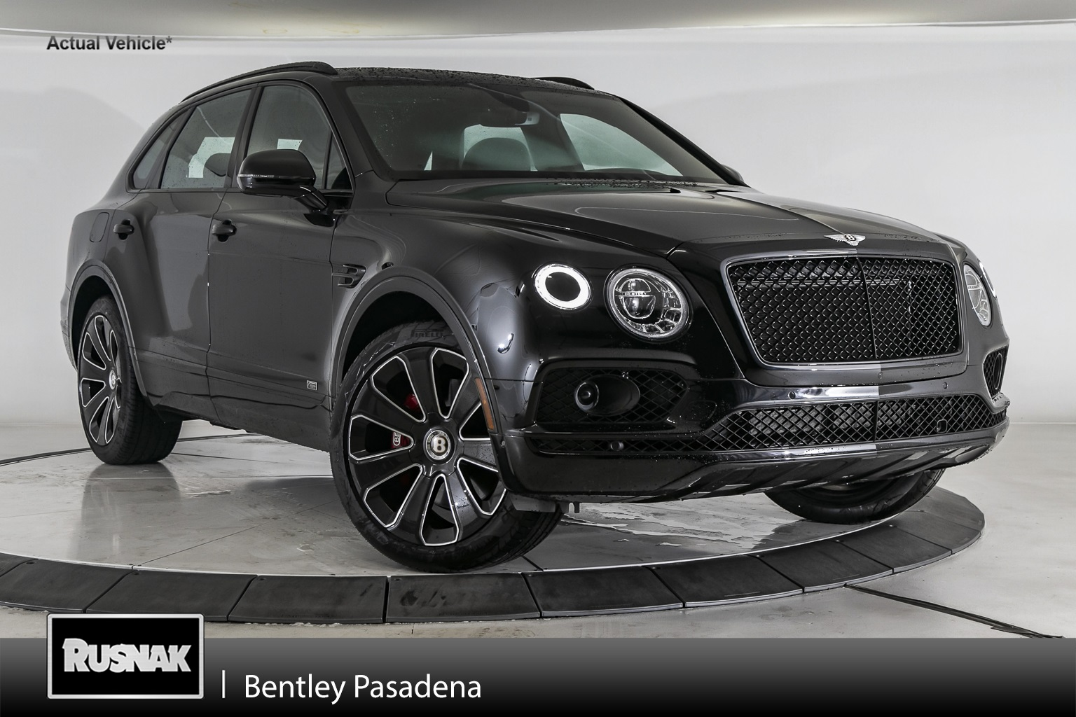 New 2020 Bentley Bentayga Design Series V8 AWD 4D Sport Utility