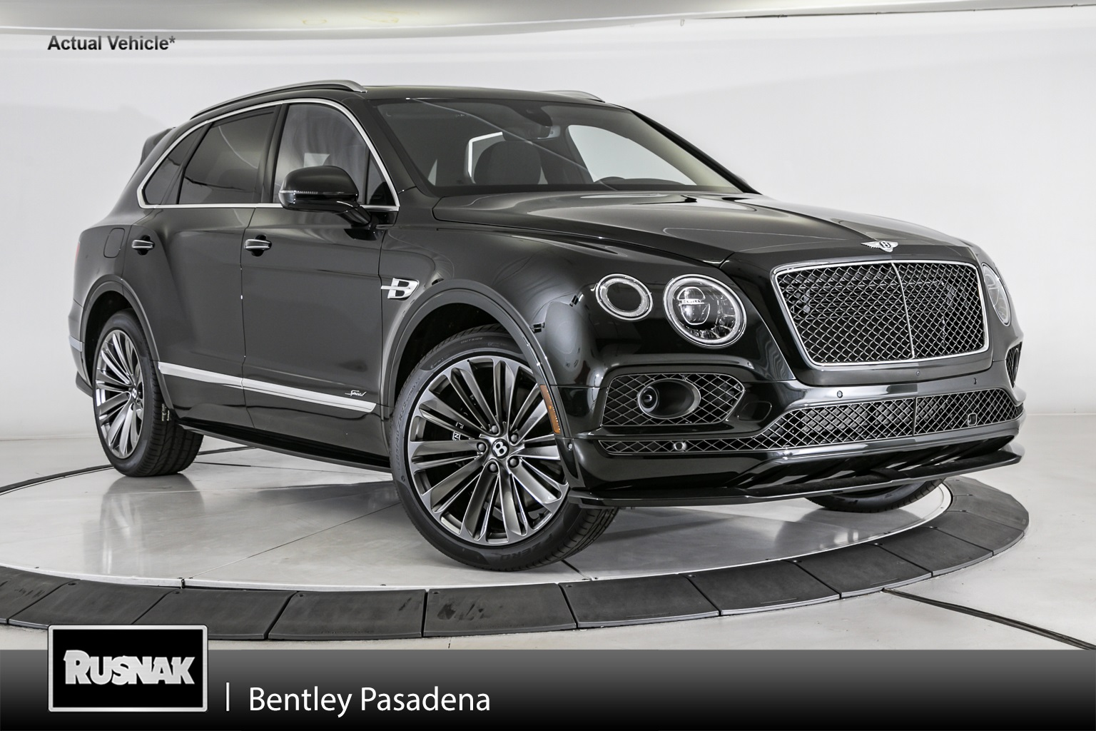 New 2020 Bentley Bentayga Speed AWD 4D Sport Utility