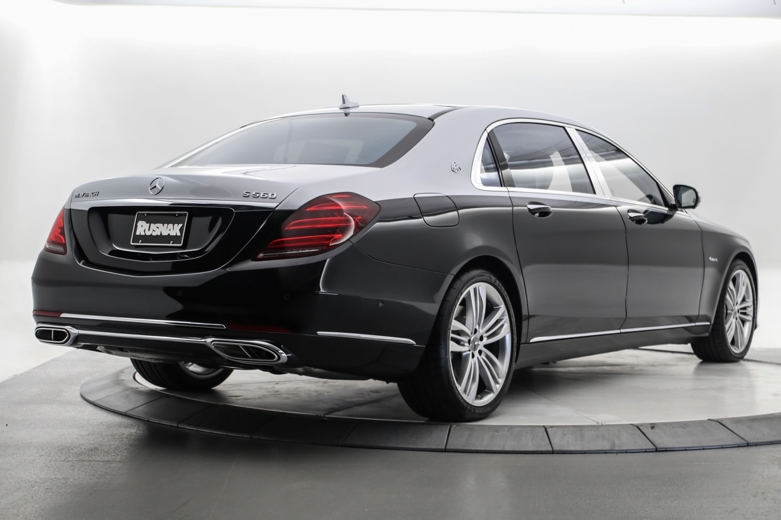 New 2020 Mercedes-Benz S-Class Maybach S560 4D Sedan in ...