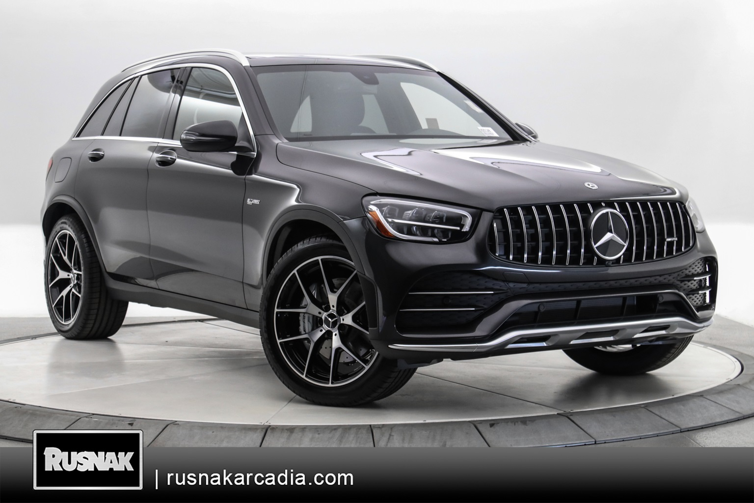New 2020 Mercedes-Benz AMG GLC 43 SUV