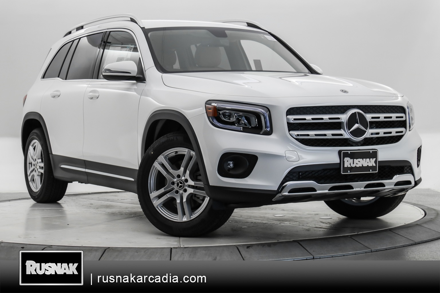 New 2020 Mercedes-Benz GLB 250 SUV