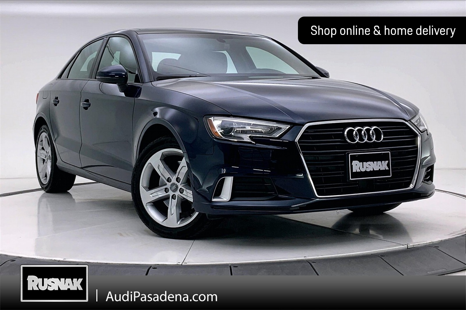 Certified Pre-Owned 2018 Audi A3 2.0T Premium