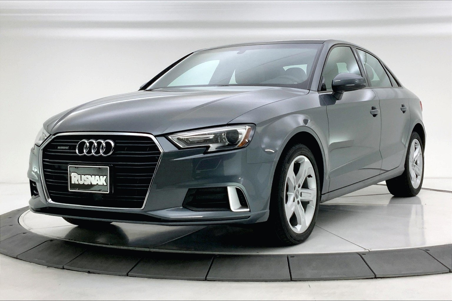 Certified Pre-Owned 2017 Audi A3 2.0T Premium
