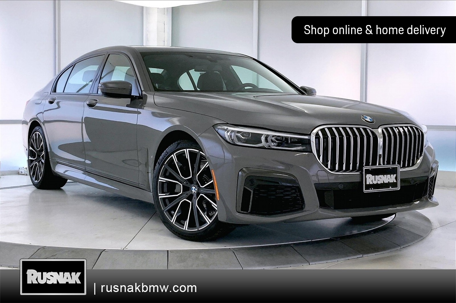 new 2021 bmw 7 series 740i 4d sedan in pasadena 24210009