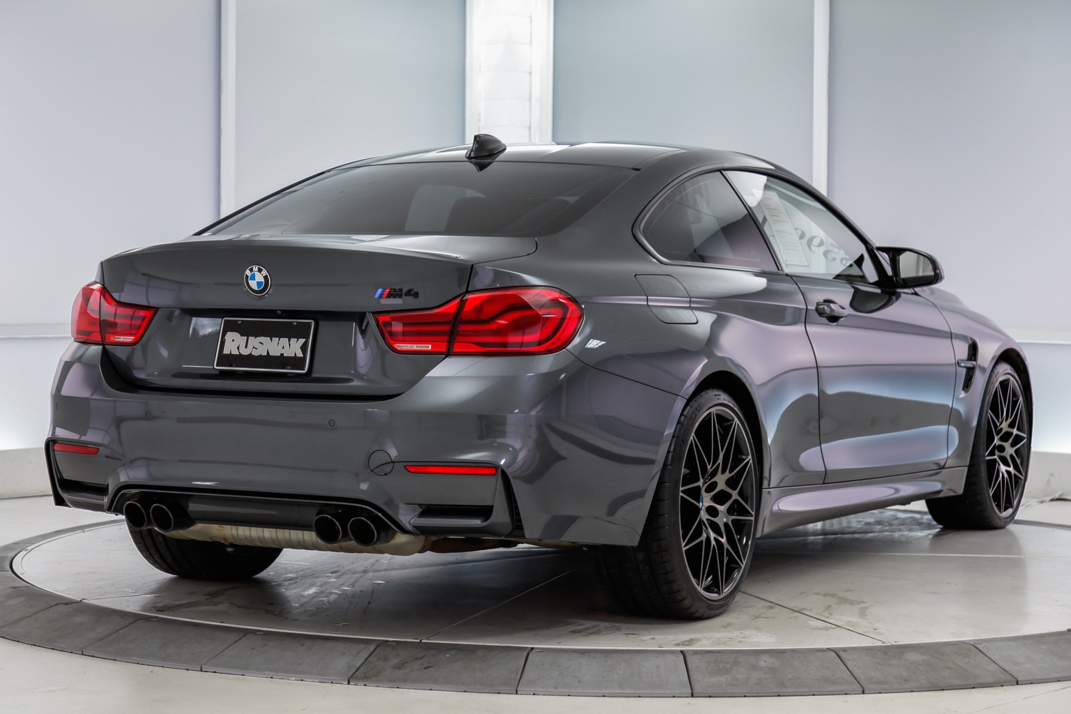 Certified Pre-Owned 2018 BMW M4 Base