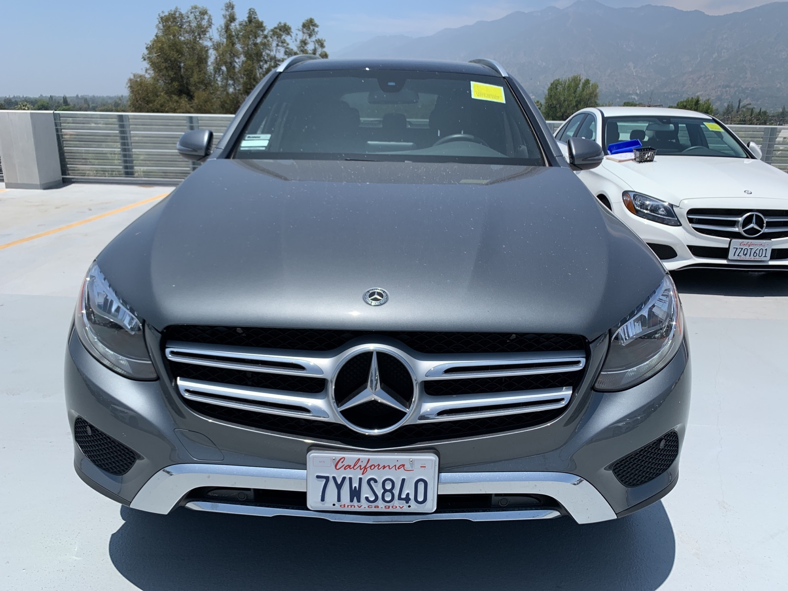Certified Pre-Owned 2017 Mercedes-Benz GLC 300