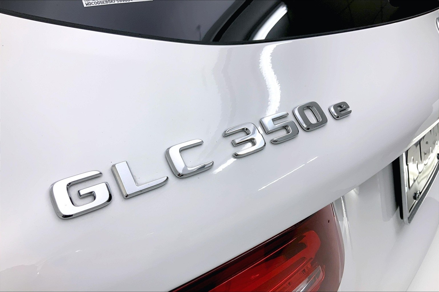 Pre-Owned 2019 Mercedes-Benz GLC GLC 350e