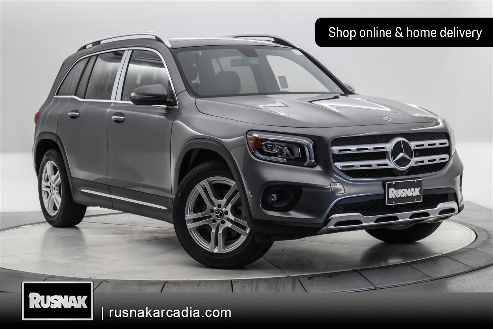 New 2020 Mercedes-Benz GLB 250