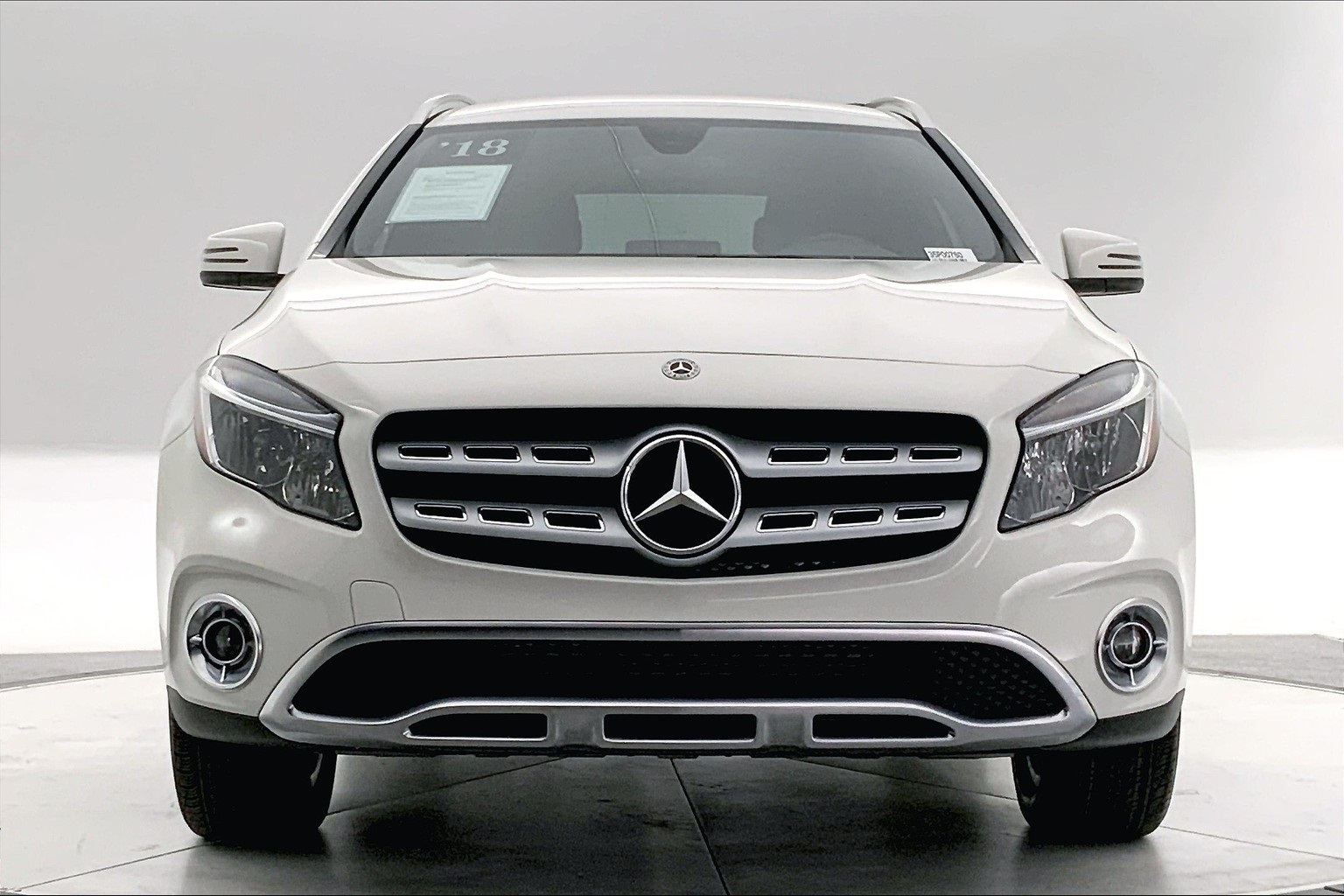 Certified Pre-Owned 2018 Mercedes-Benz GLA 250