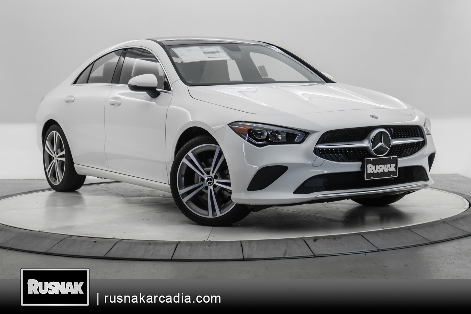 New 2020 Mercedes-Benz CLA 250 COUPE