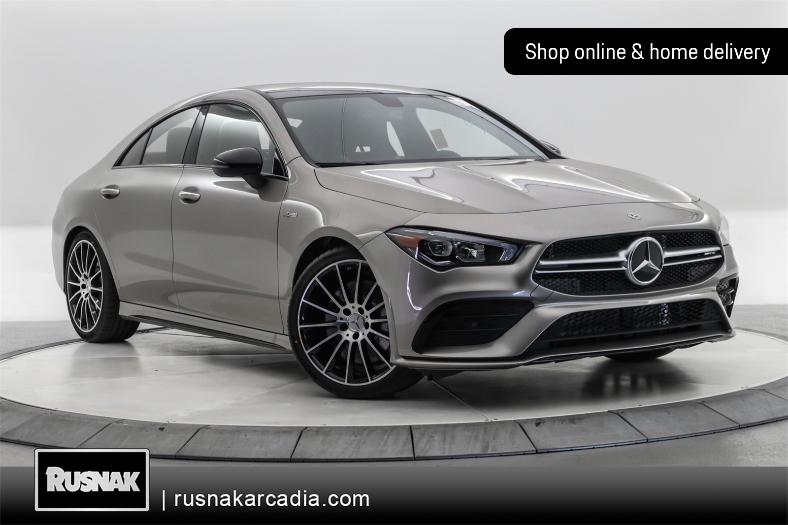 New 2020 Mercedes-Benz CLA 35 AMG®