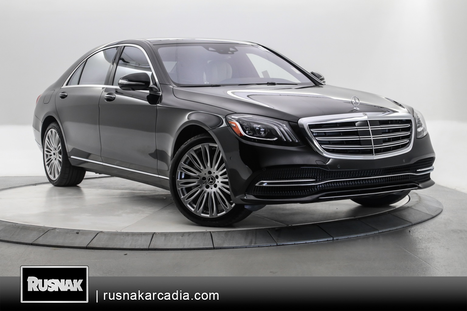 New 2020 Mercedes-Benz S 560 Sedan