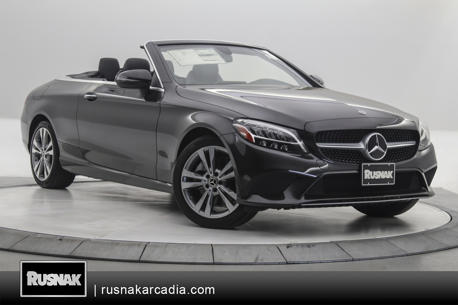 New 2020 Mercedes-Benz C 300 Cabriolet