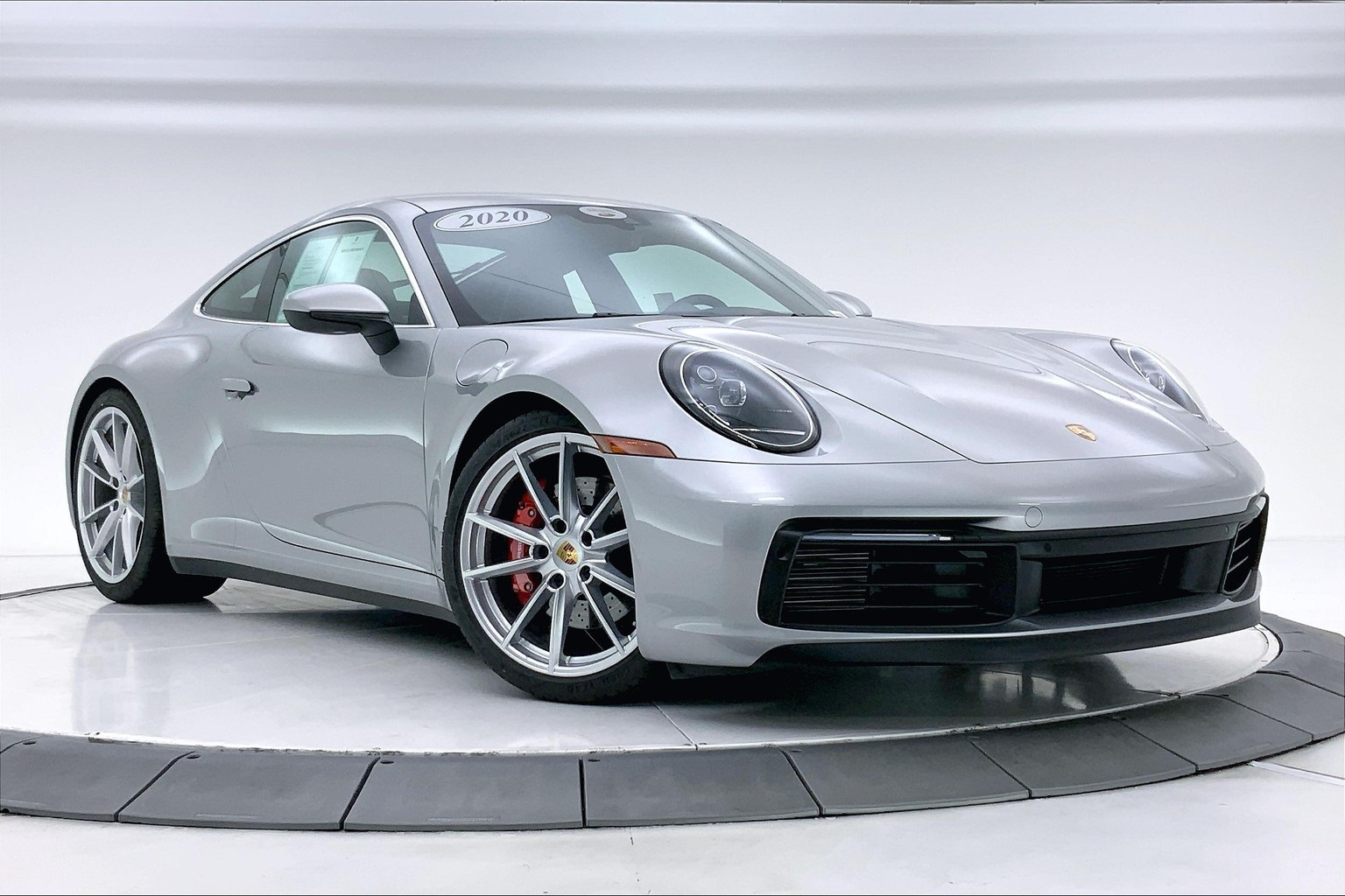 Certified Pre-Owned 2020 Porsche 911 Carrera S