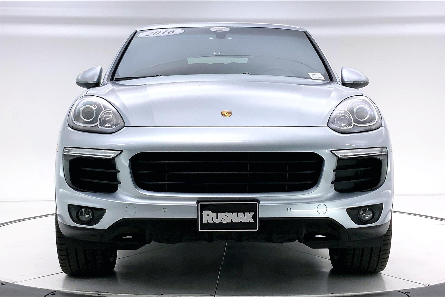 Certified Pre-Owned 2016 Porsche Cayenne E Hybrid S